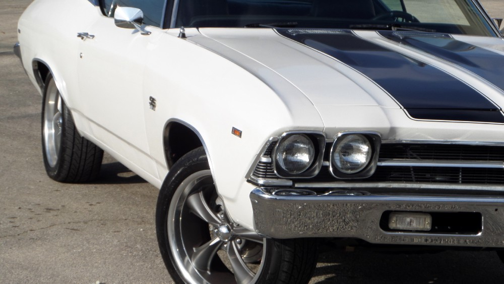 Used 1969 Chevrolet Chevelle BIG BLOCK SS396 L@@K-FROM FLORIDA-WORKING AC- | Mundelein, IL