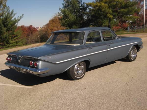 100 1961 Chevrolet Bel Air