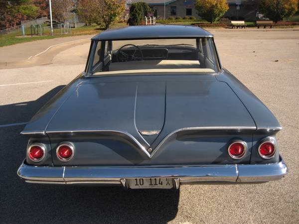 Used 1961 Chevrolet Bel Air NUMBERS MATCHING CRUISER-FREE SHIPPING | Mundelein, IL