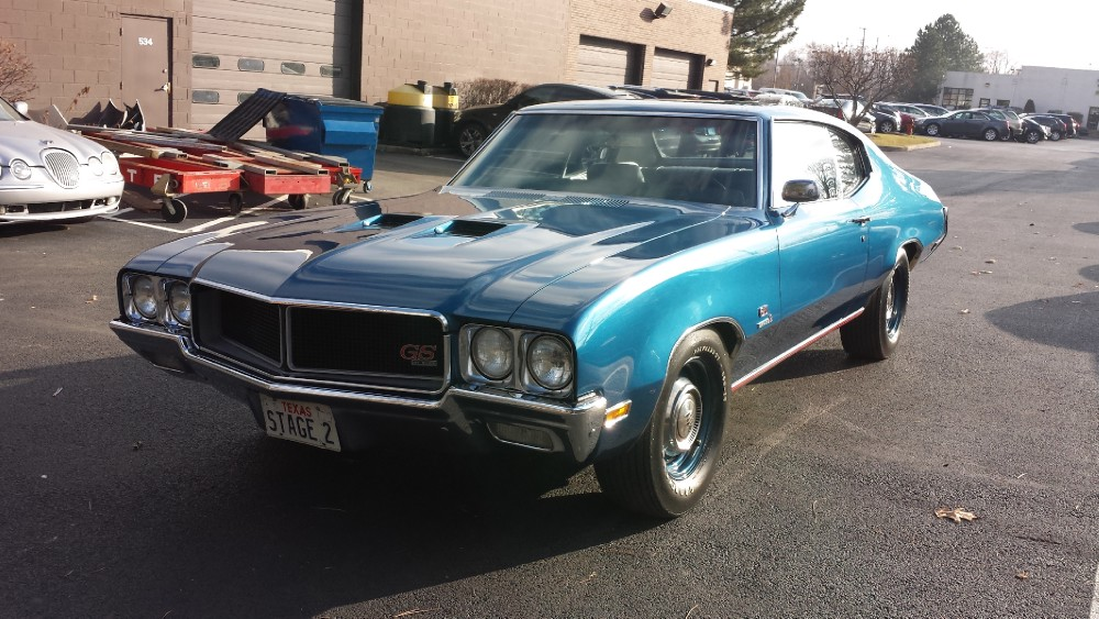 Used 1970 Buick GS STAGE 2-MINT CONDITION | Mundelein, IL