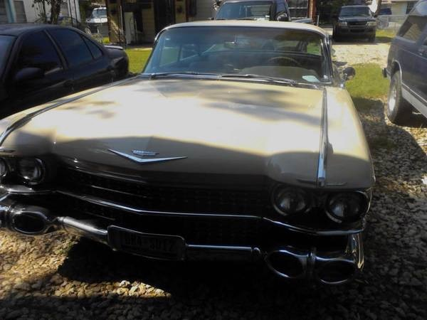 Used 1959 Cadillac Model 62 ONLY 12,261 ORIGINAL MILES-FREE SHIPPING | Mundelein, IL