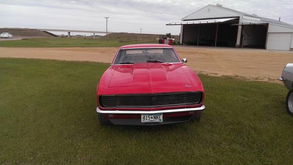 Used 1968 Chevrolet Camaro SLICK BOWTIE-FREE SHIPPING | Mundelein, IL