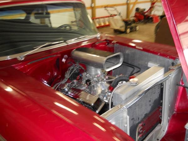 Used 1957 Chevrolet Bel Air MODIFIED 57-FREE SHIPPING   Mundelein, IL