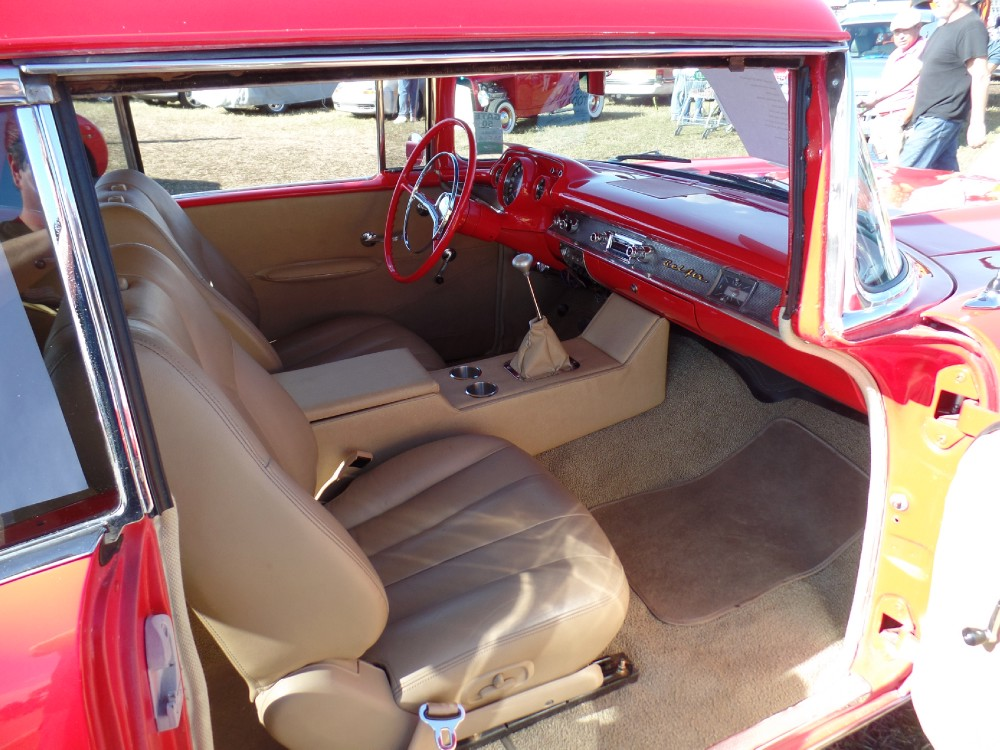 Used 1957 Chevrolet Bel Air HARTOP-RESTORED-FREE SHIPPING | Mundelein, IL