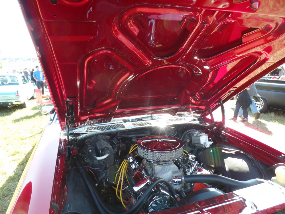 Used 1970 Chevrolet Chevelle SS454 L@@K-CANDY APPLE RED-FREE SHIPPING | Mundelein, IL