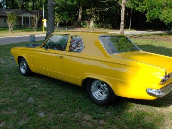 Used 1965 Dodge Dart GT with 6 PACK -FREE SHIPPING | Mundelein, IL