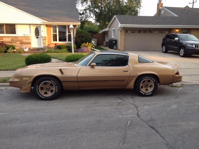 Used 1981 Chevrolet Camaro REAL Z28-VERY CLEAN FROM NORTH CAROLINA | Mundelein, IL