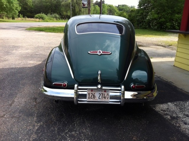 Used 1948 Buick Sedanette VERY RARE- | Mundelein, IL