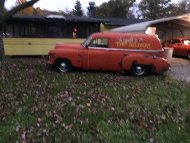 Used 1950 Chevrolet Sedan Delivery RUSTY PROJECT CAR | Mundelein, IL