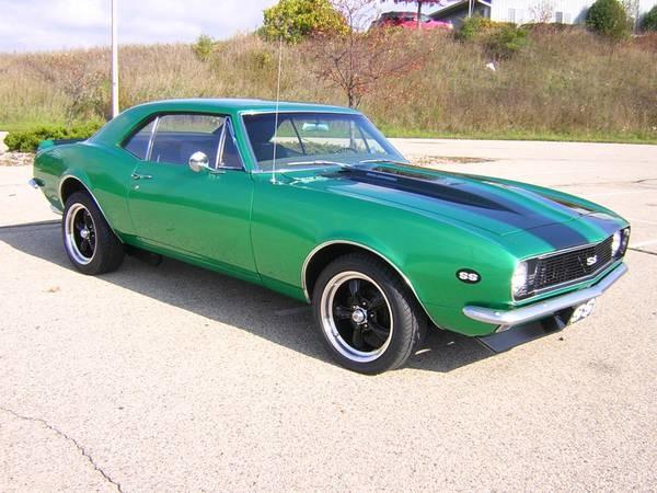 Used 1967 Chevrolet Camaro SS-4 SPEED-RESTORED BOWTIE-SEE VIDEO | Mundelein, IL