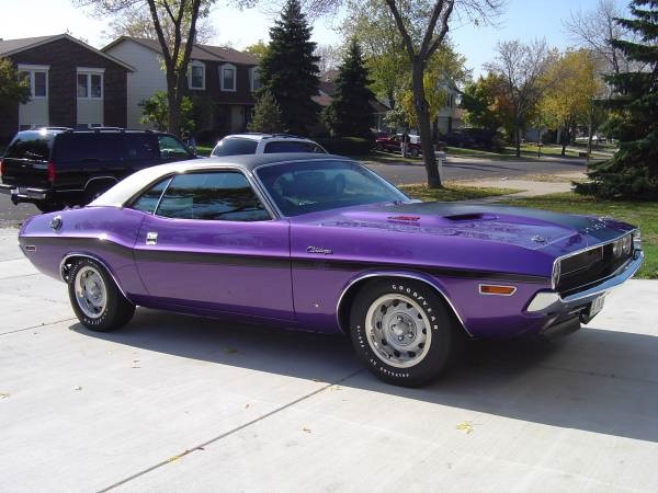 Used 1970 Dodge Challenger RT - SIX PACK - DOCUMENTED BUILD SHEET MOPAR | Mundelein, IL
