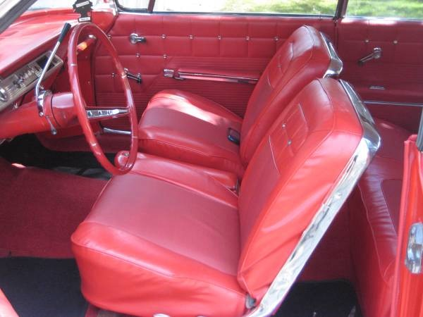 Used 1962 Chevrolet Impala SS-AC INSTALLED-LOW AND KOOL RIDE-PRO TOURING STYLE-FREE SHIPPING | Mundelein, IL
