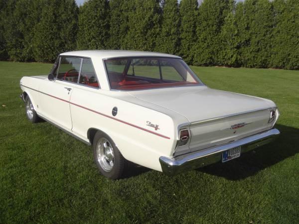 Used 1962 Chevrolet Nova CHEVY II-ONLY 22,100 ORIGINAL MILES | Mundelein, IL