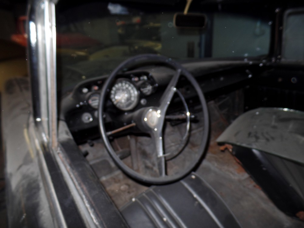 Used 1957 Chevrolet Bel Air STYLE 2 POST-RUNNING PROJECT | Mundelein, IL