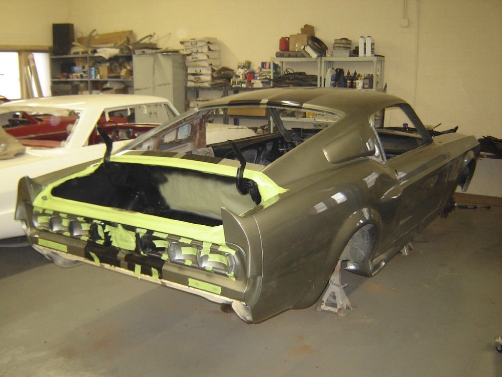 Used 1967 Ford Mustang OR 1968 SHELBY GT500E ELEANOR CUSTOM BUILD FOR YOU-PLACE YOUR ORDER | Mundelein, IL