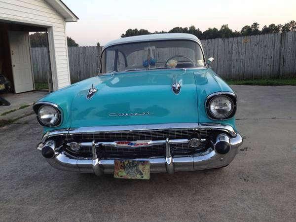 Used 1957 Chevrolet Bel Air GOOD LOOKIN CRUISER | Mundelein, IL