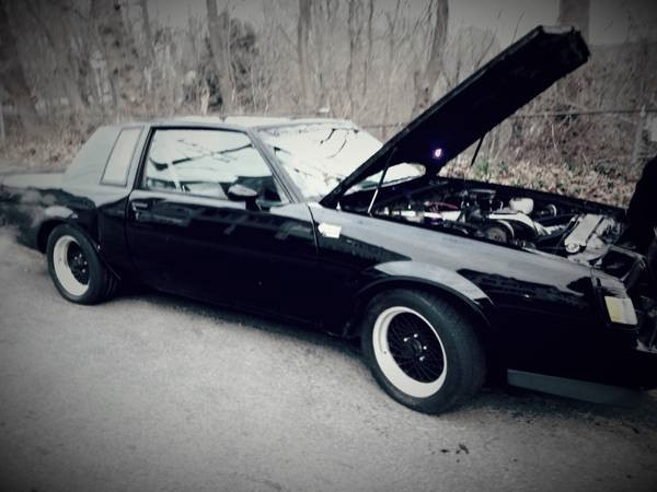 Used 1987 Buick Grand National LAST YEAR OF PRODUCTION-GNX WHEELS   Mundelein, IL