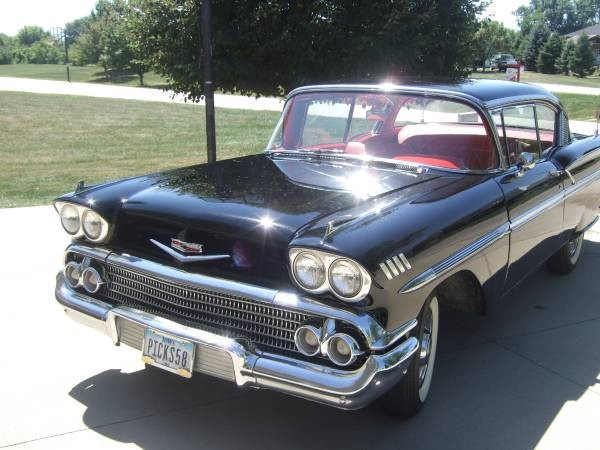 Used 1958 Chevrolet Bel Air PERFECT CAR SHOW CAR | Mundelein, IL