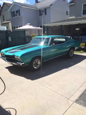 Used 1970 Chevrolet Chevelle DRIVER QUALITY | Mundelein, IL