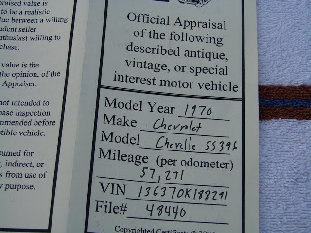 Used 1970 Chevrolet Chevelle NUMBERS MATCHING SS-FREE SHIPPING | Mundelein, IL