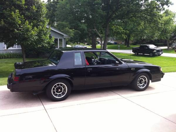 Used 1987 Buick Grand National ONLY 39,000 ORIGINAL MILES-CLEAN CARFAX REPORT! | Mundelein, IL