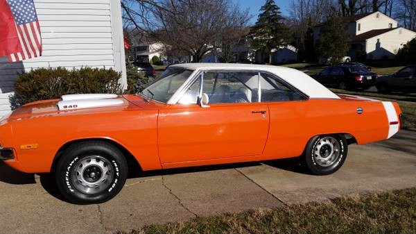 Used 1972 Dodge Dart DRIVER QUALITY MOPAR | Mundelein, IL