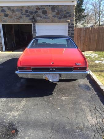 Used 1970 Chevrolet Nova VERY CLEAN SS | Mundelein, IL