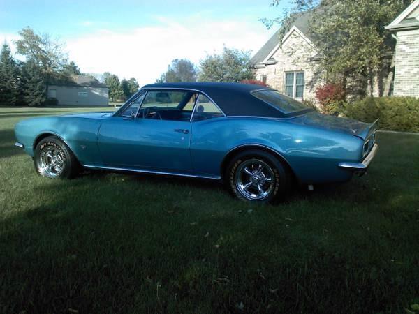 Used 1967 Chevrolet Camaro -NUMBERS MATCHING | Mundelein, IL