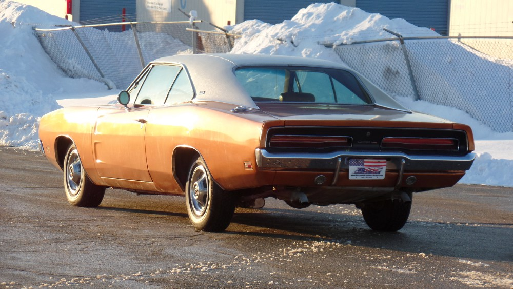 Used 1969 Dodge Charger SE MODEL-SPECIAL EDITION-NEW PAINT-RUST FREE MOPAR-SEE VIDEO'S   Mundelein, IL