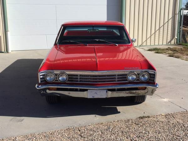 Used 1967 Chevrolet El Camino PERFECT SUMMER CRUISER-SEE VIDEO | Mundelein, IL