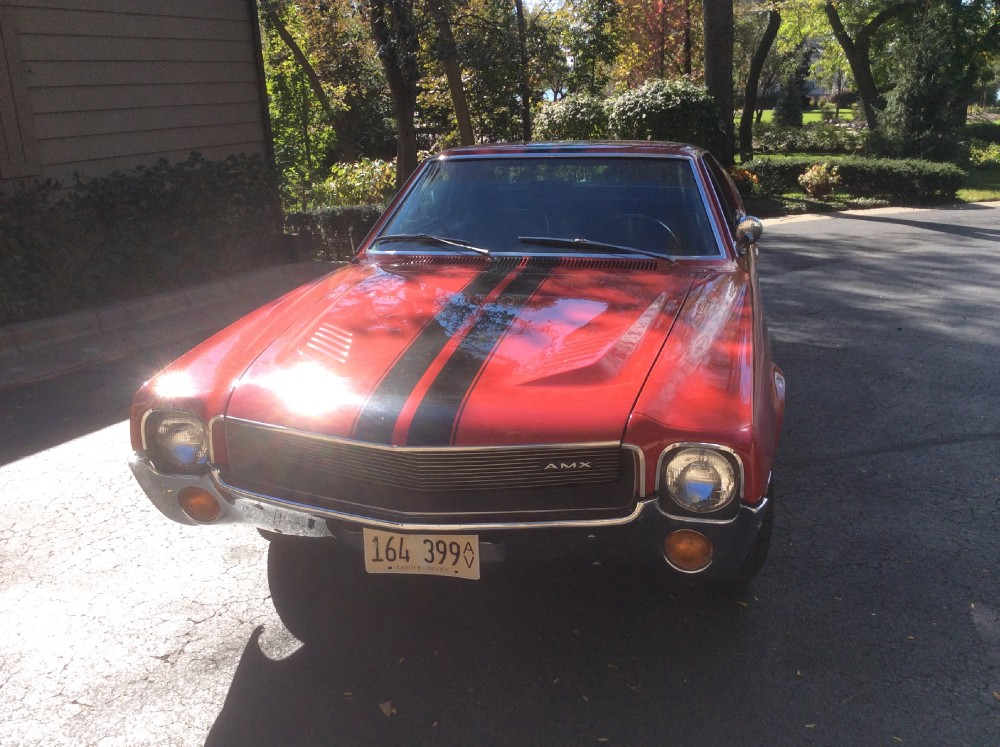 Used 1968 AMC AMX RESTORED-SEE VIDEO | Mundelein, IL