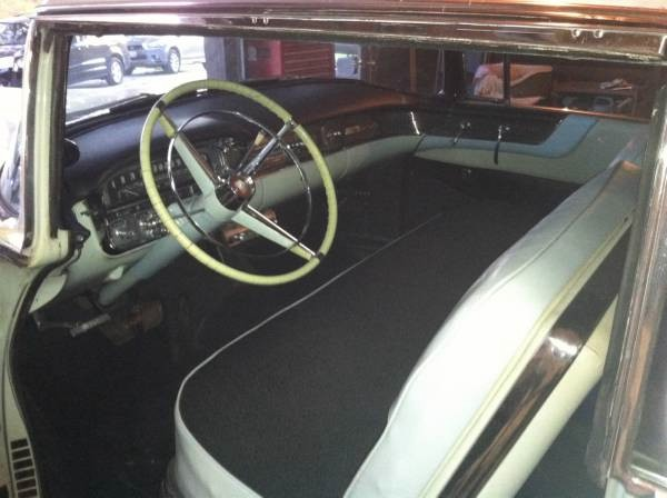 Used 1956 Cadillac Coupe Deville DRIVER QUALITY-with AC | Mundelein, IL