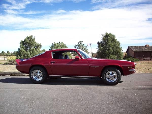 Used 1972 Chevrolet Camaro RALLY SPORT-NUMBERS MATCHING | Mundelein, IL