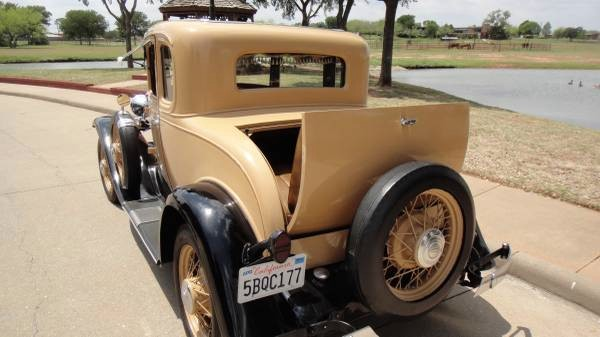 Used 1931 Chevrolet Deluxe IMMACULATE CONDITION-7 WHEELS | Mundelein, IL
