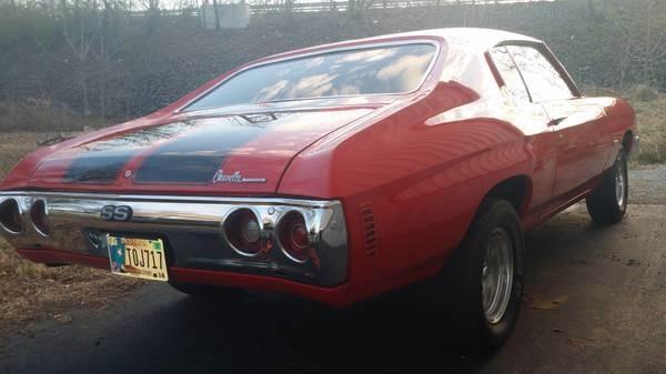 Used 1972 Chevrolet Chevelle SUPER SPORT SS- | Mundelein, IL