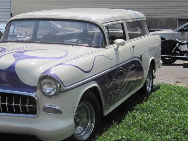 Used 1955 Chevrolet Wagon 2 DOOR- | Mundelein, IL