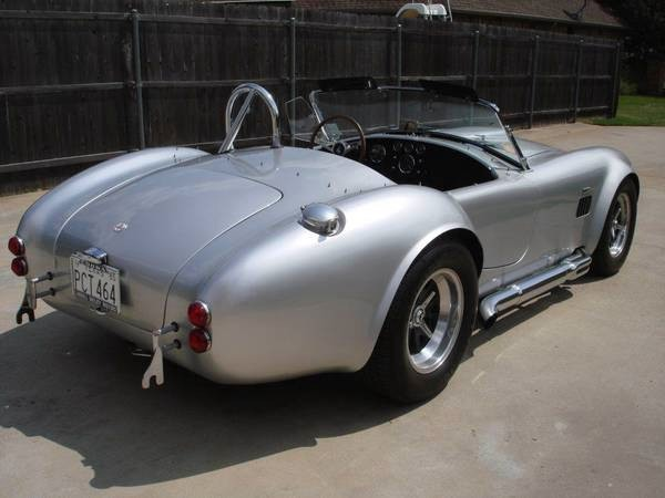 Used 1965 Ford Cobra SHELBY-Ford 427 FE Side Oiler with Twin Holley 750's   Mundelein, IL