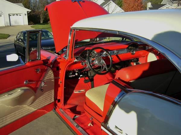 Used 1955 Chevrolet Bel Air FRAME OFF RESTORED | Mundelein, IL