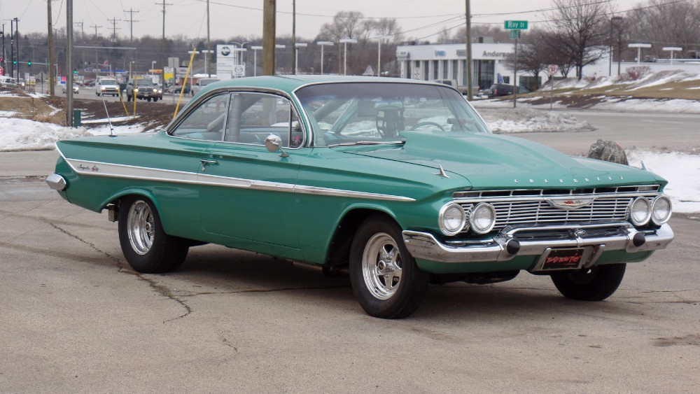 Used 1961 Chevrolet Impala PRO STREET-750HP-BUILT BY AES-SEE VIDEO | Mundelein, IL