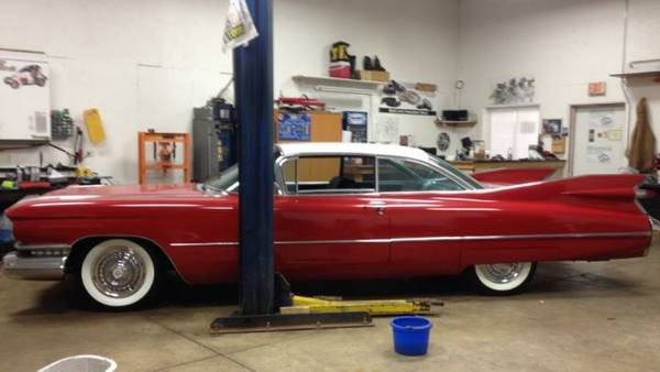Used 1959 Cadillac Coupe Deville 2 door | Mundelein, IL