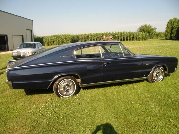 Used 1966 Dodge Charger Classic Original Mopar | Mundelein, IL