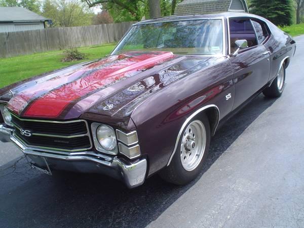 Used 1971 Chevrolet Chevelle BIG BLOCK CHEVY POWER! | Mundelein, IL