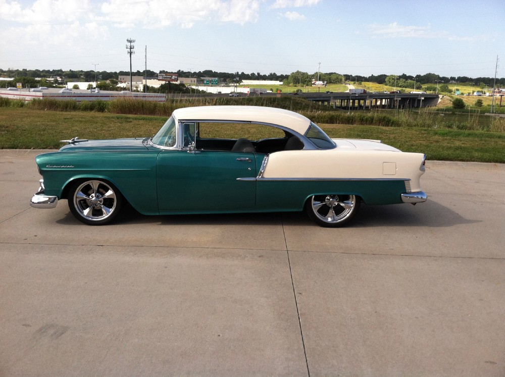 Used 1955 Chevrolet Bel Air ONE BAD A@@ STREET ROD | Mundelein, IL