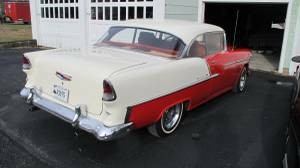 Used 1955 Chevrolet Bel Air DRIVER QUALITY | Mundelein, IL