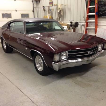 Used 1972 Chevrolet Chevelle SS TRIBUTE | Mundelein, IL