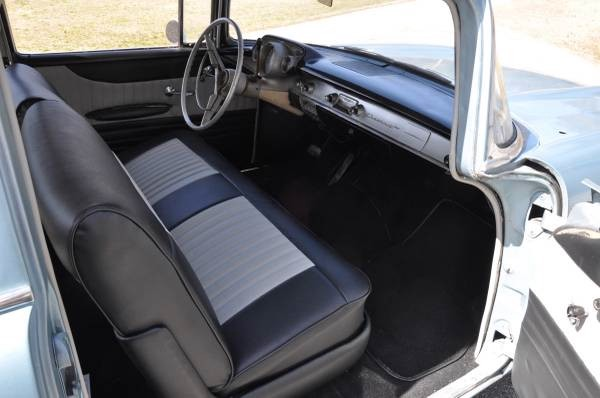 Used 1957 Chevrolet Bel Air Blue Beauty   Mundelein, IL