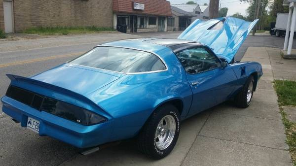 Used 1979 Chevrolet Camaro FRESH RESTORATION WITH T-TOPS | Mundelein, IL