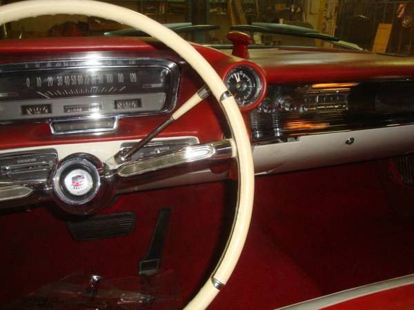Used 1960 Cadillac Series 62 NUMBERS MATCHING | Mundelein, IL