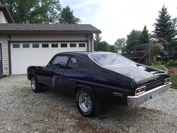 Used 1972 Chevrolet Nova Restored | Mundelein, IL