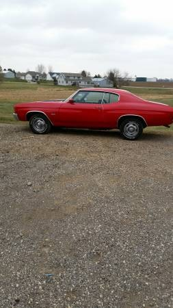 Used 1972 Chevrolet Chevelle SUPER SPORT TRIBUTE | Mundelein, IL